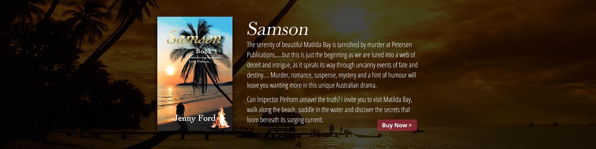 SAMSON (Introducing Inspector Lord Pinhorn Book 1)